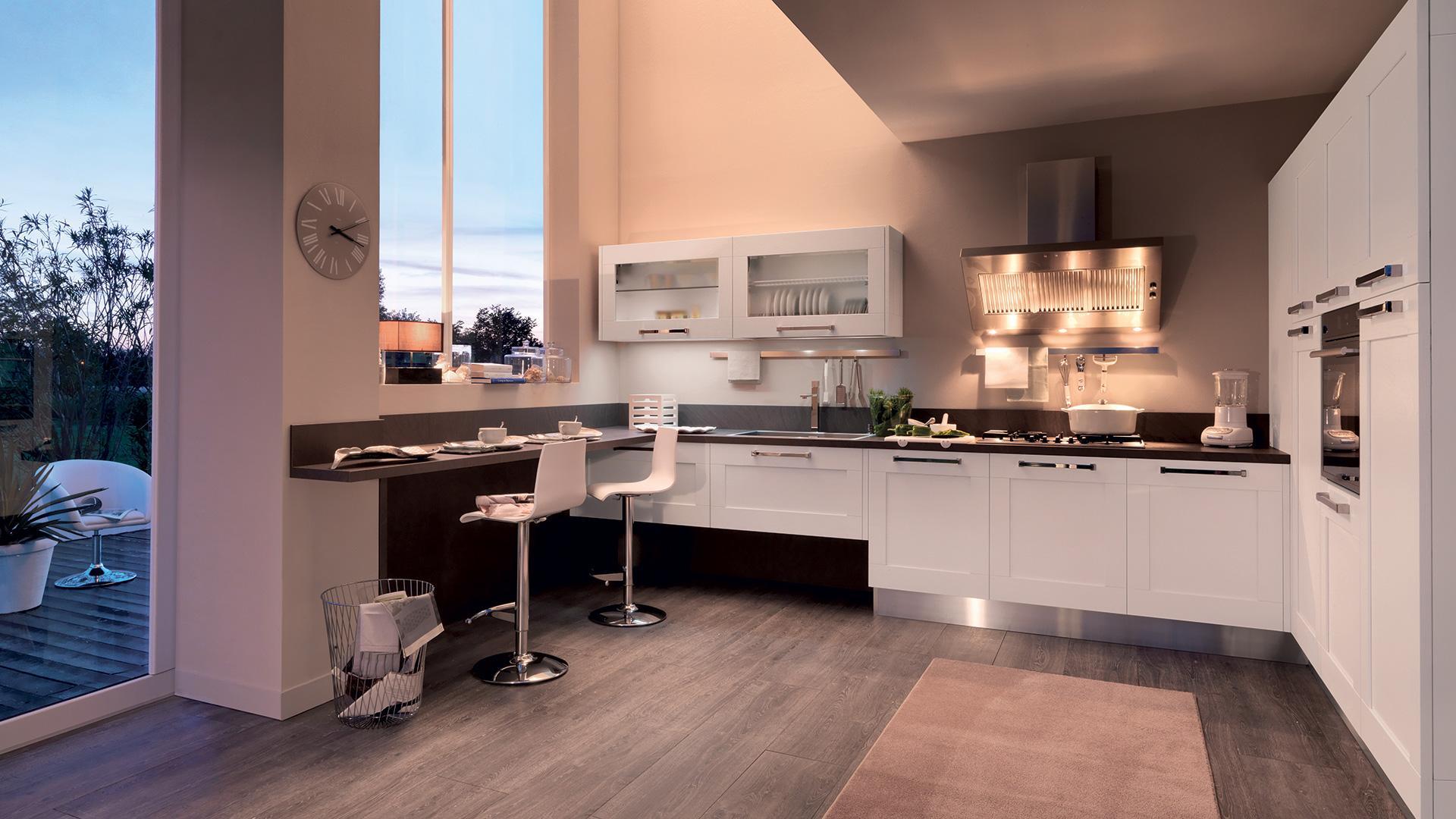 Scegli la tua cucina da moma centro cucine lube - Centro cucine lube ...