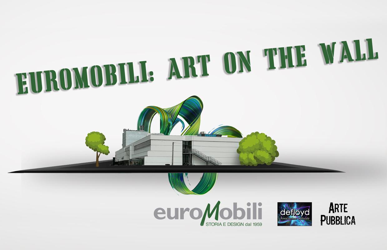 Art on the wall euromobili premia il talento mariano - Mobilificio monaco ...